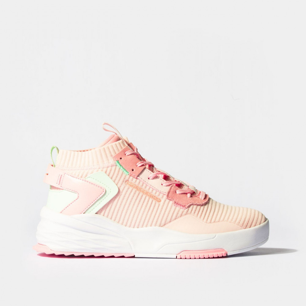 Chaussures trend culture Rose