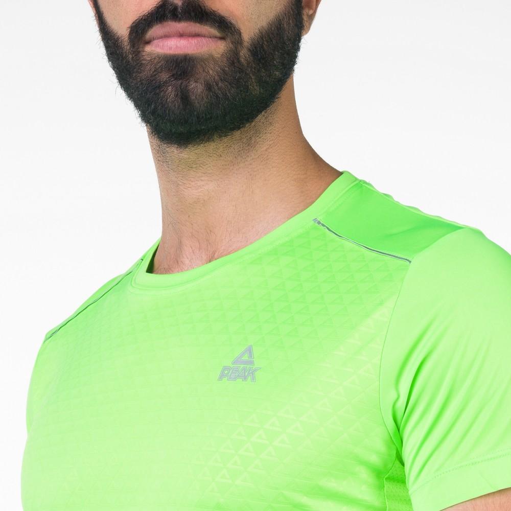 T-shirts aerofit Vert