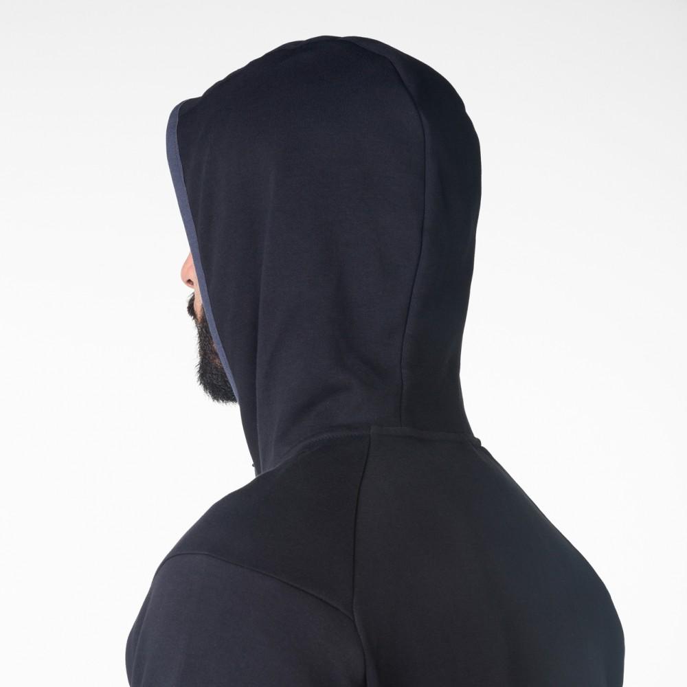 Veste a capuche inside...