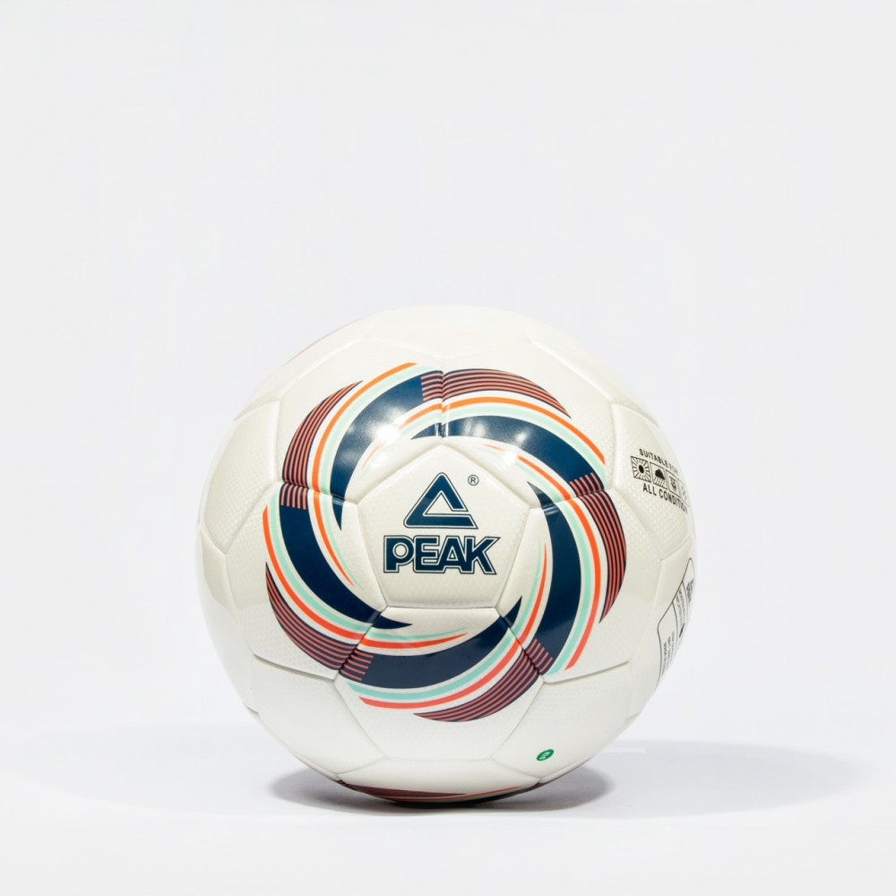 Ballon football pro Bleu rouge