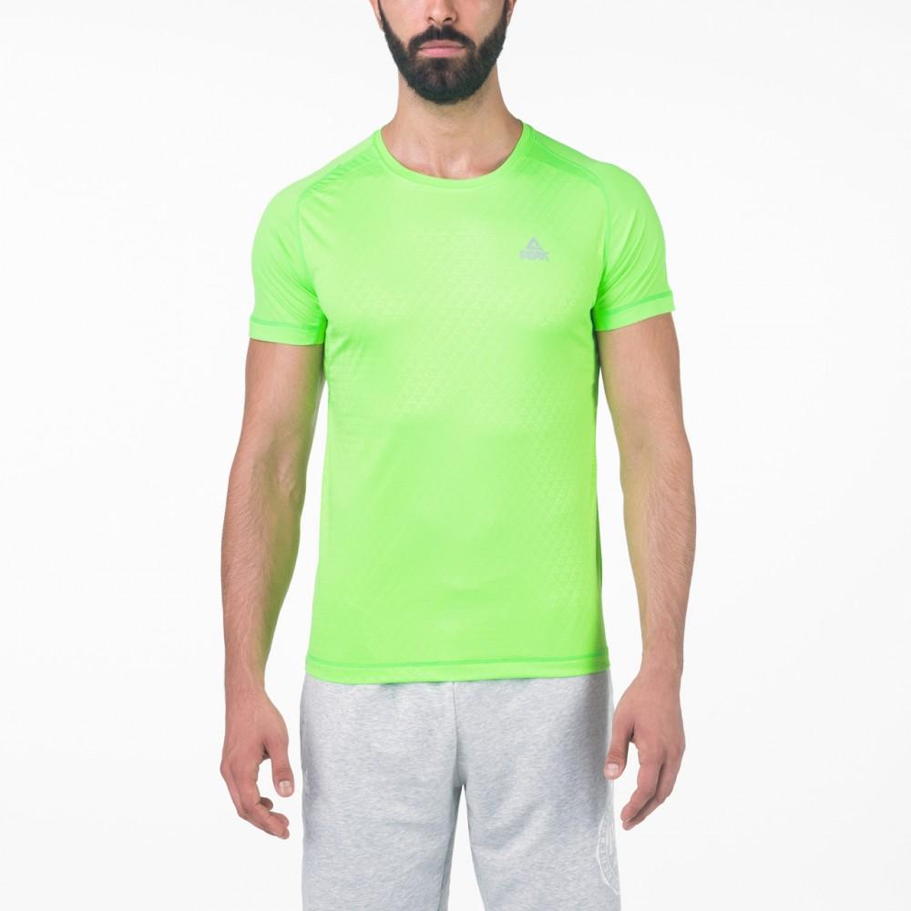 T-shirts running plus Vert