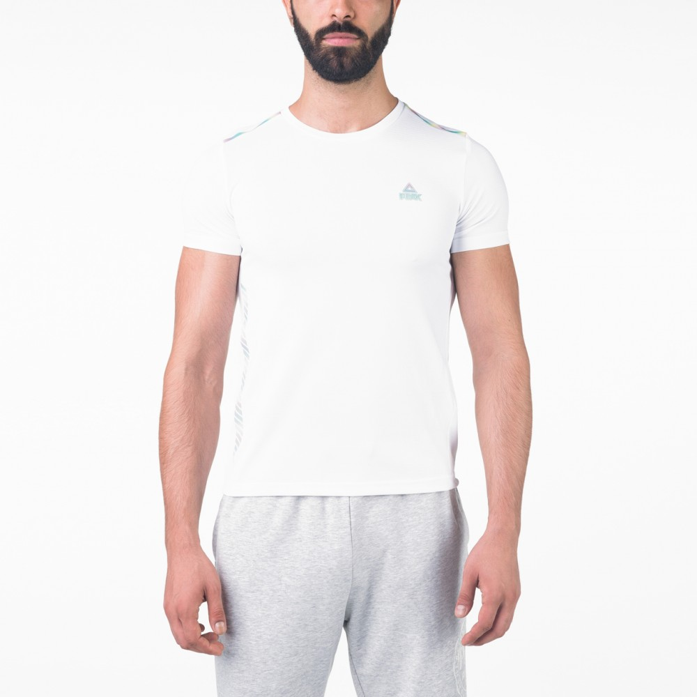 T-shirts training p-cool Blanc