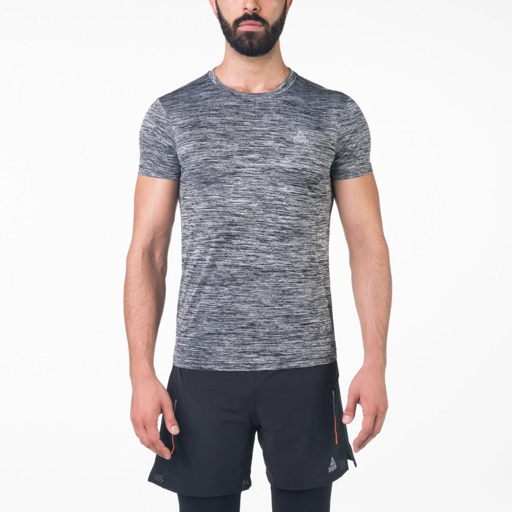 T-shirts crossfit Gris