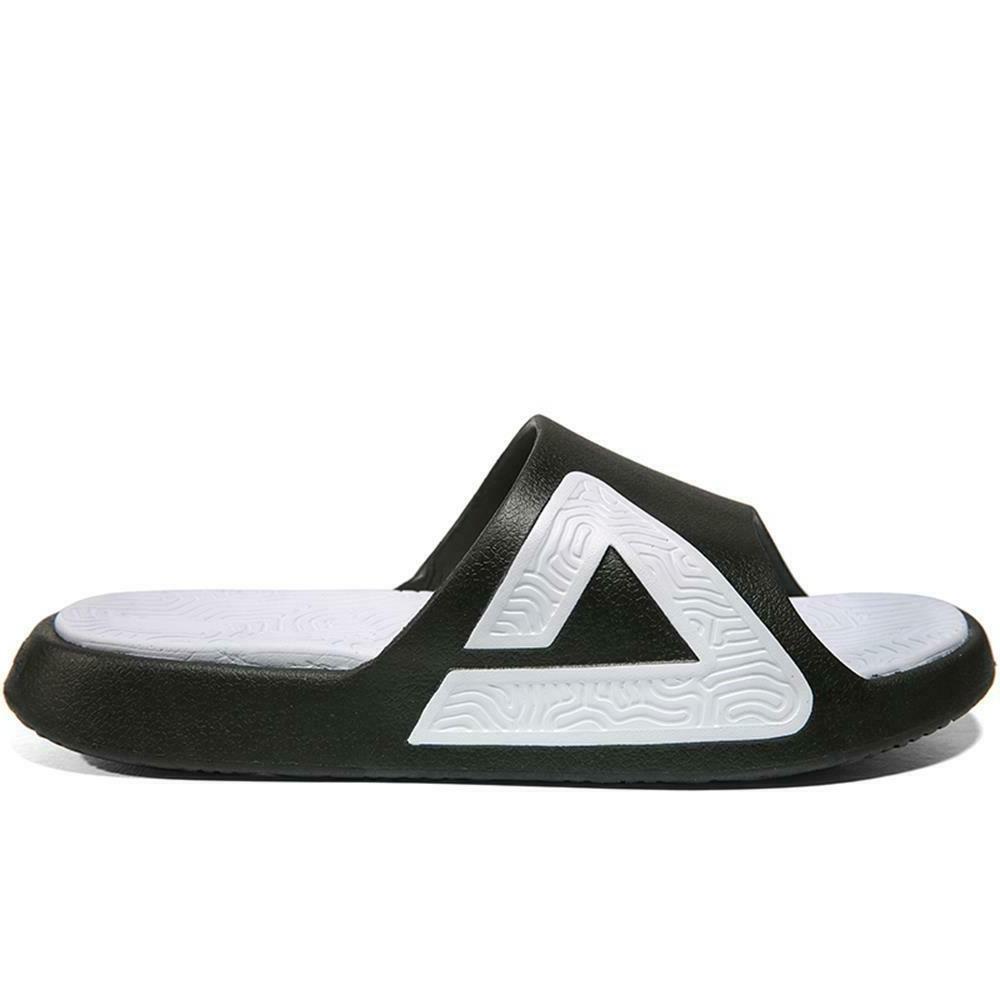 Taichi slipper Noir blanc