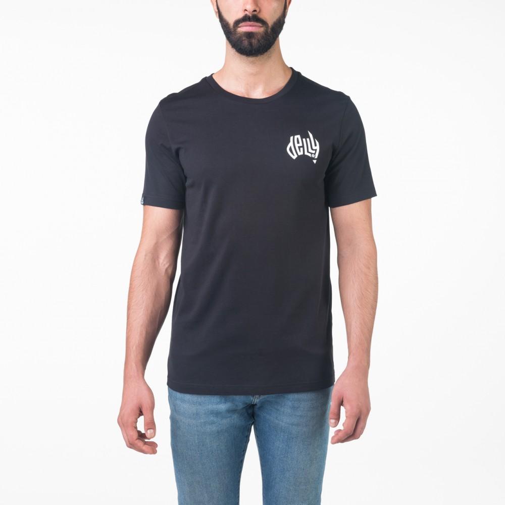 T-shirt delly Noir