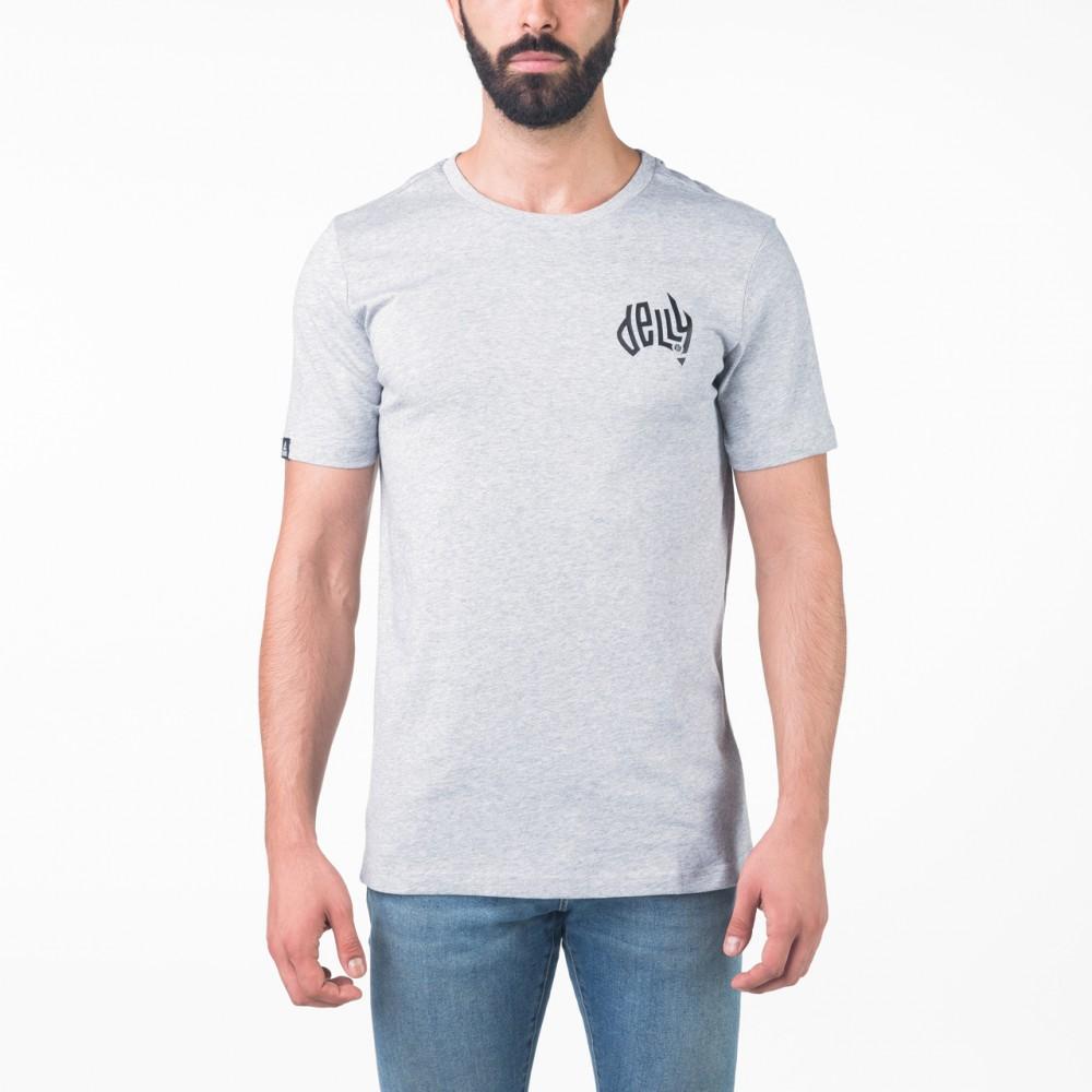 T-shirt delly Gris