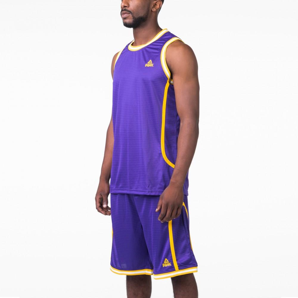 Basketball uniform Violet
