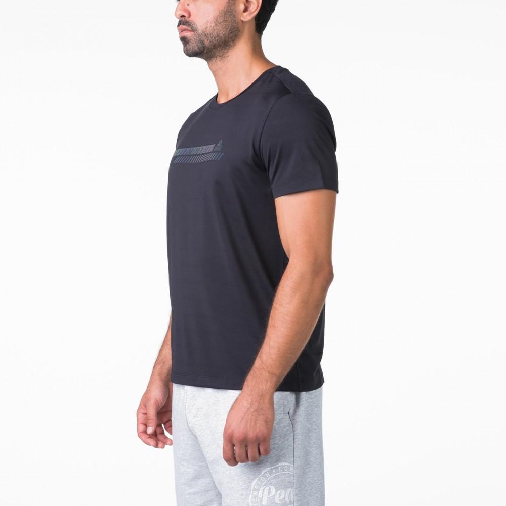 t-shirt training competition noir