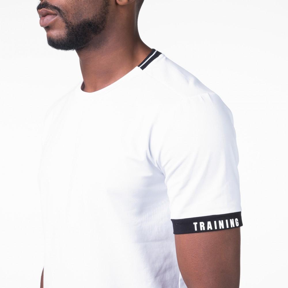 T-shirt trend culture Blanc