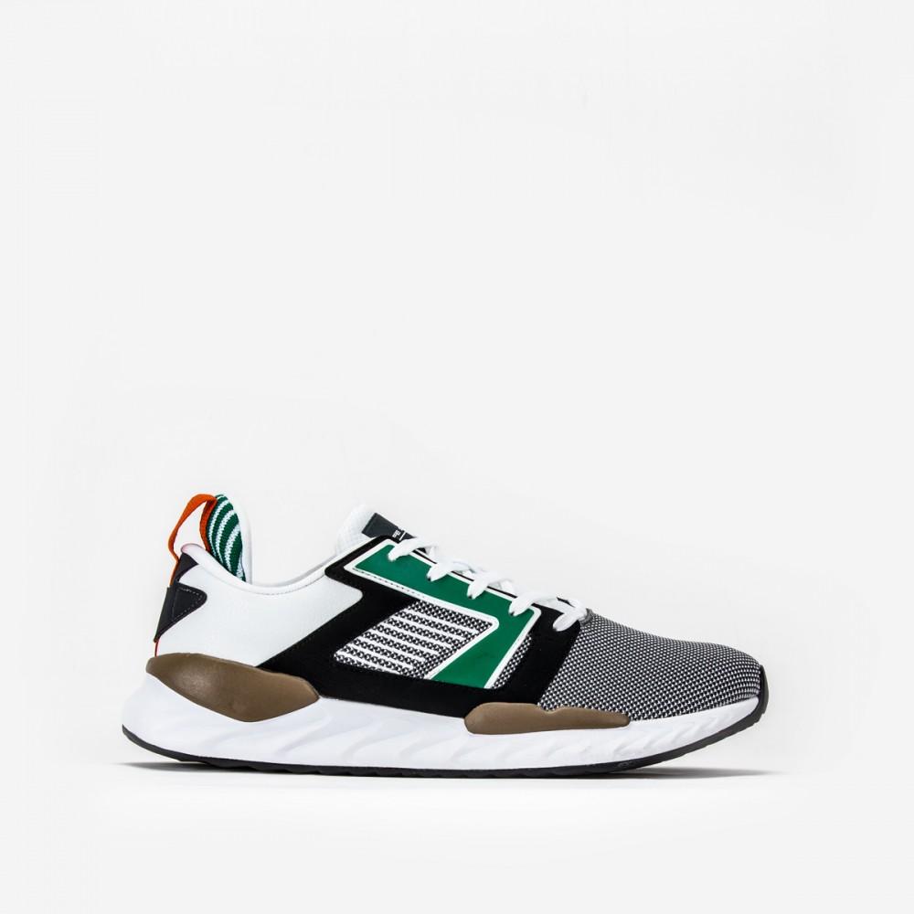 Chaussure urban Gris blanc