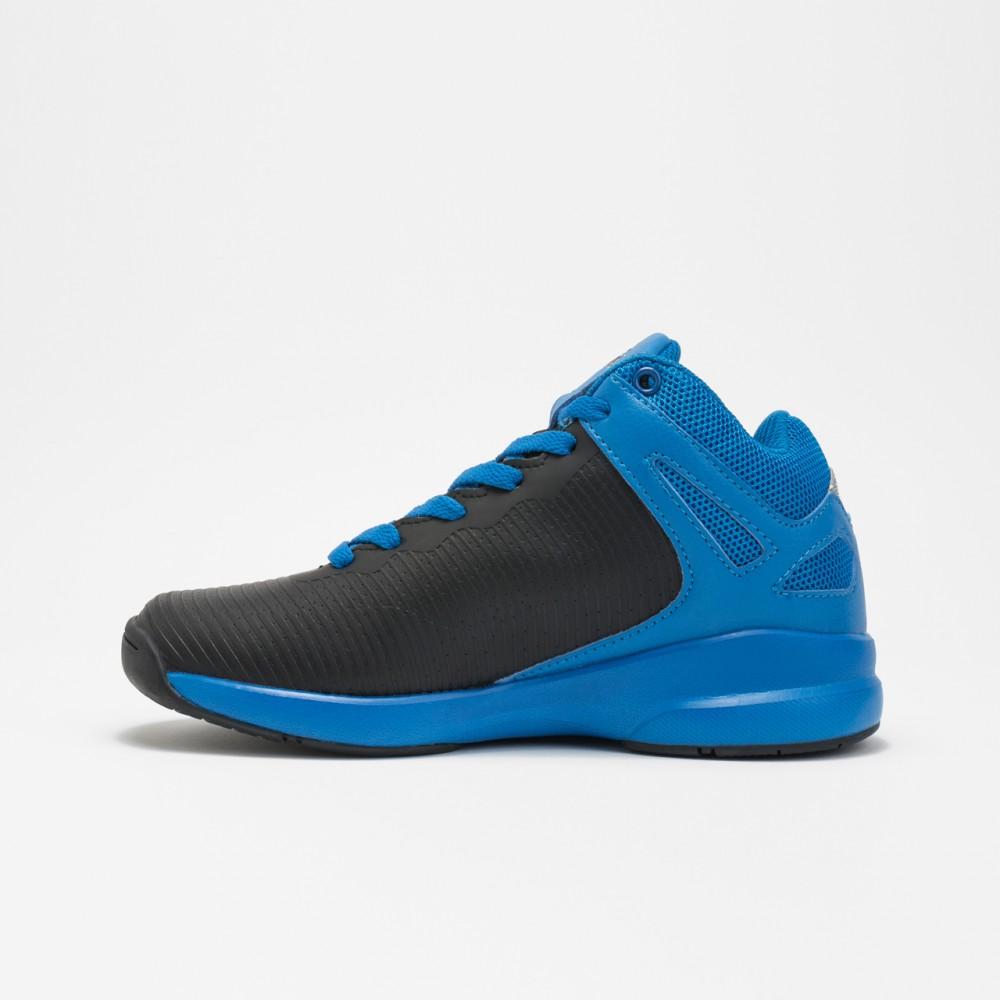 chaussure basketball tony parker kid 2020 bleu  noir  pour enfant