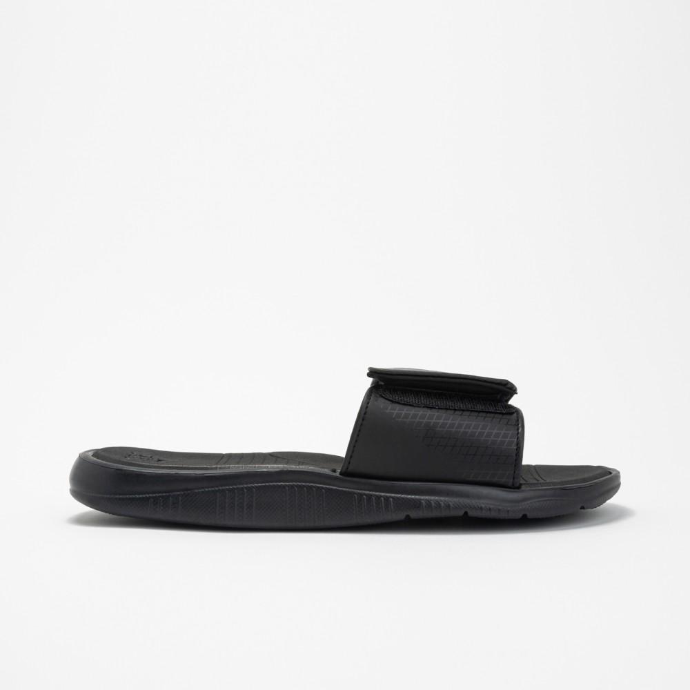 Peak slipper Noir gris
