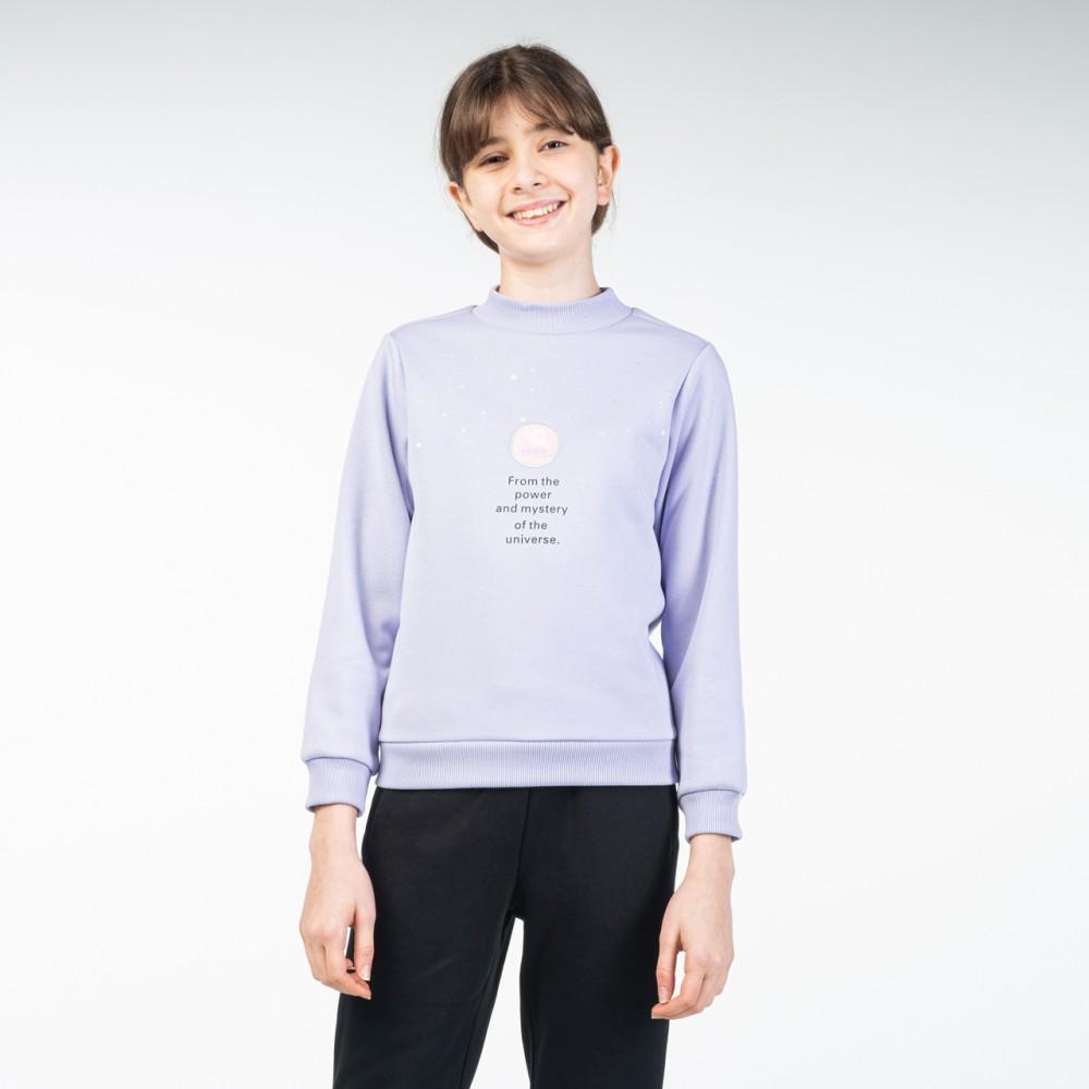 Sweat shirt peak kids Violet