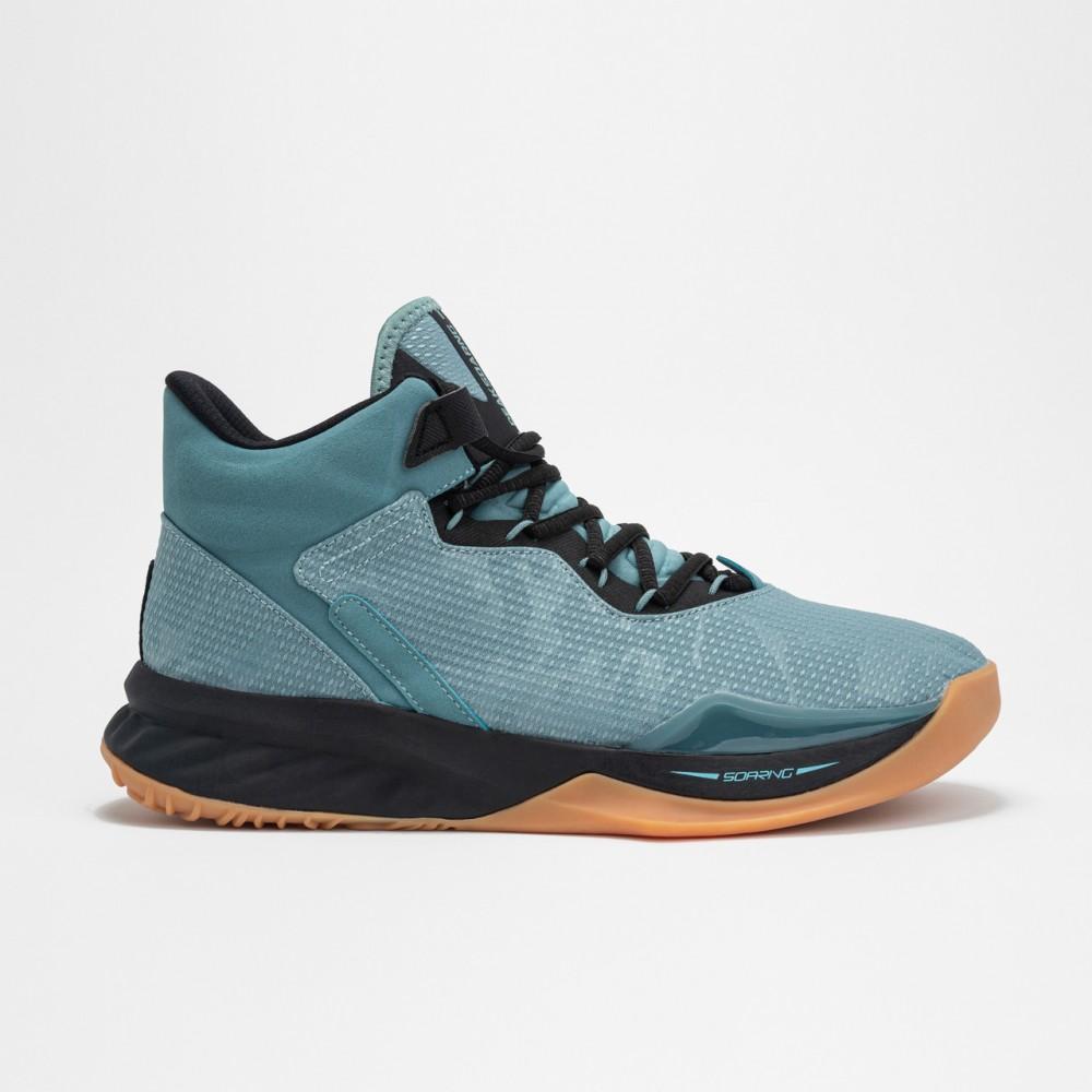 Chaussure de basketball Homme tunisie peak soaring bleu kaki