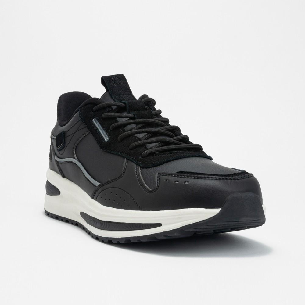 chaussure homme tunisie noir blanc taichi