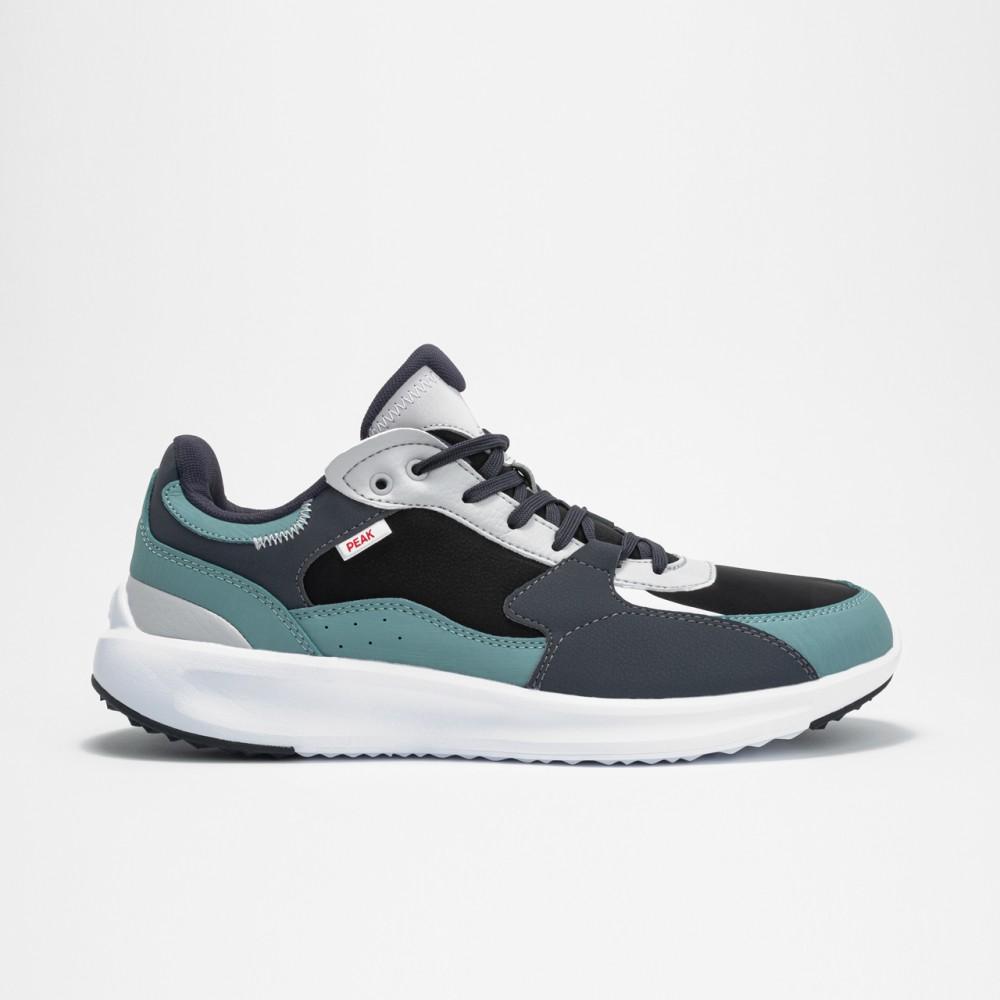 chaussure Vancouver vert gris noir lifestyle et casual