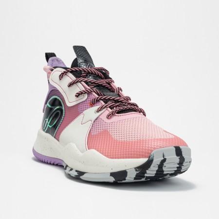 Chaussure de basketball rose violet tunisie