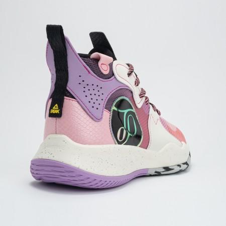 Chaussure de basketball rose violet tunisie  2