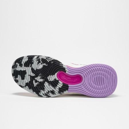 Chaussure de basketball rose violet tunisie  3