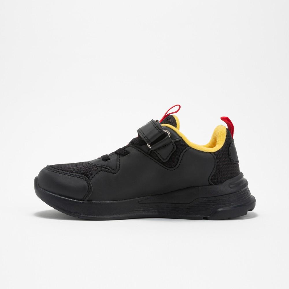Chaussure spider Noir jaune