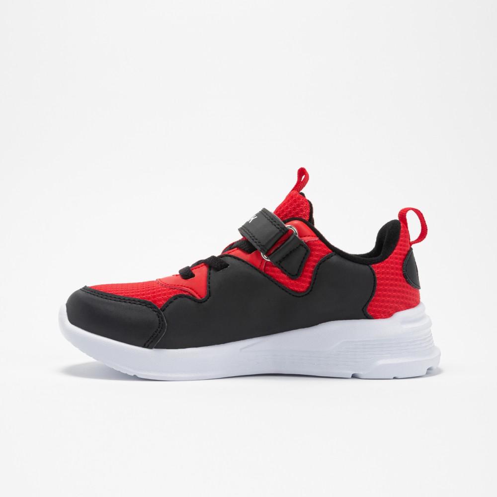 Chaussure spider Rouge noir