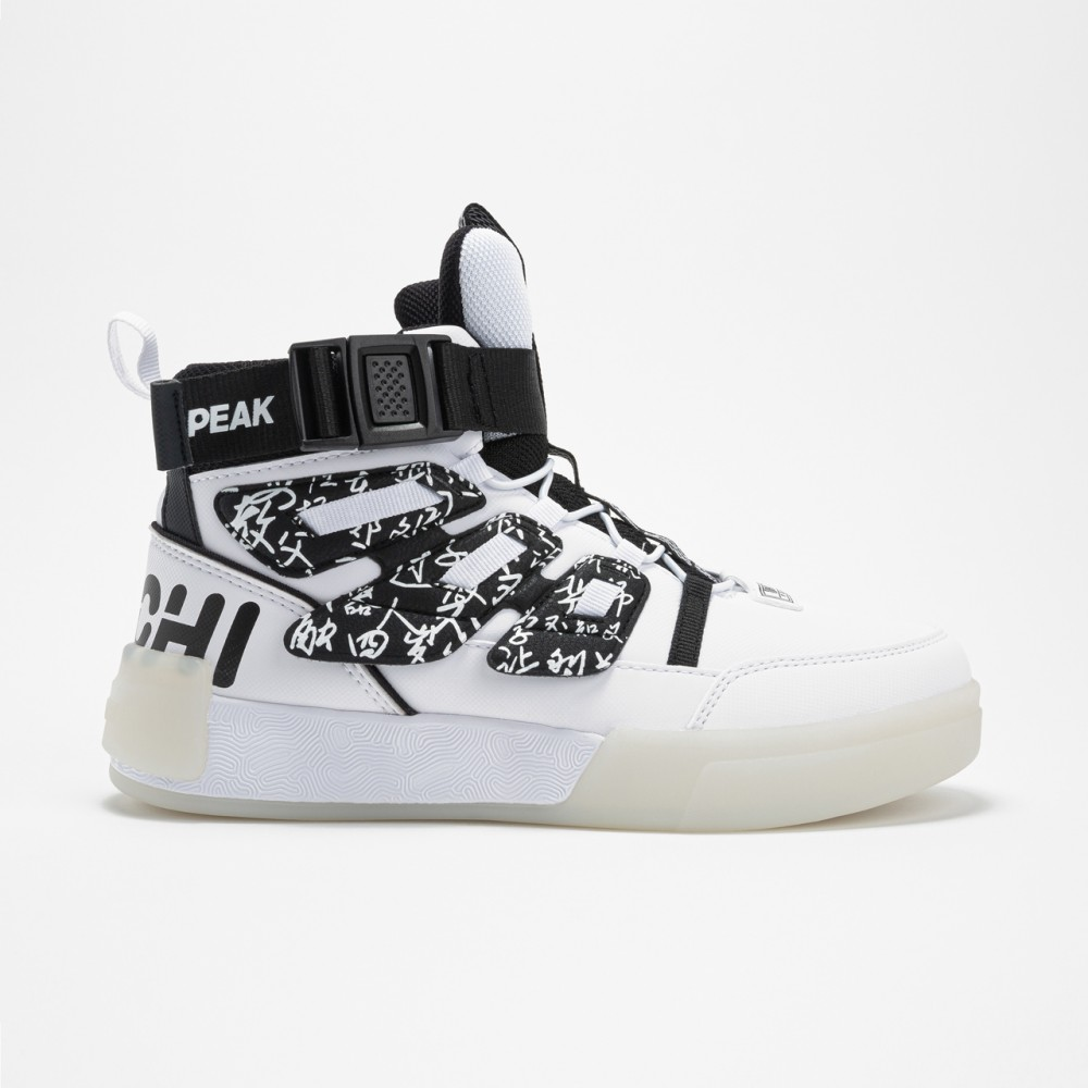 Chaussure taichi basket Blanc