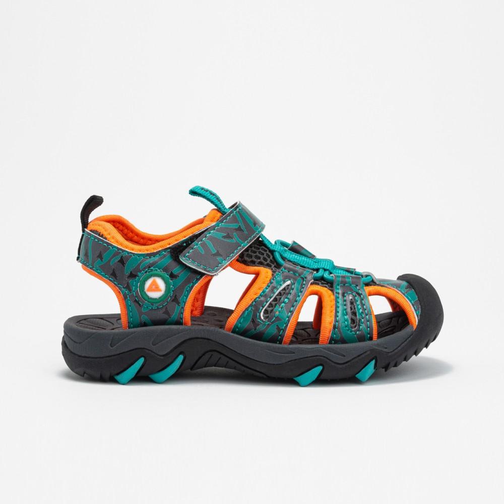 Lax iii Noir vert orange