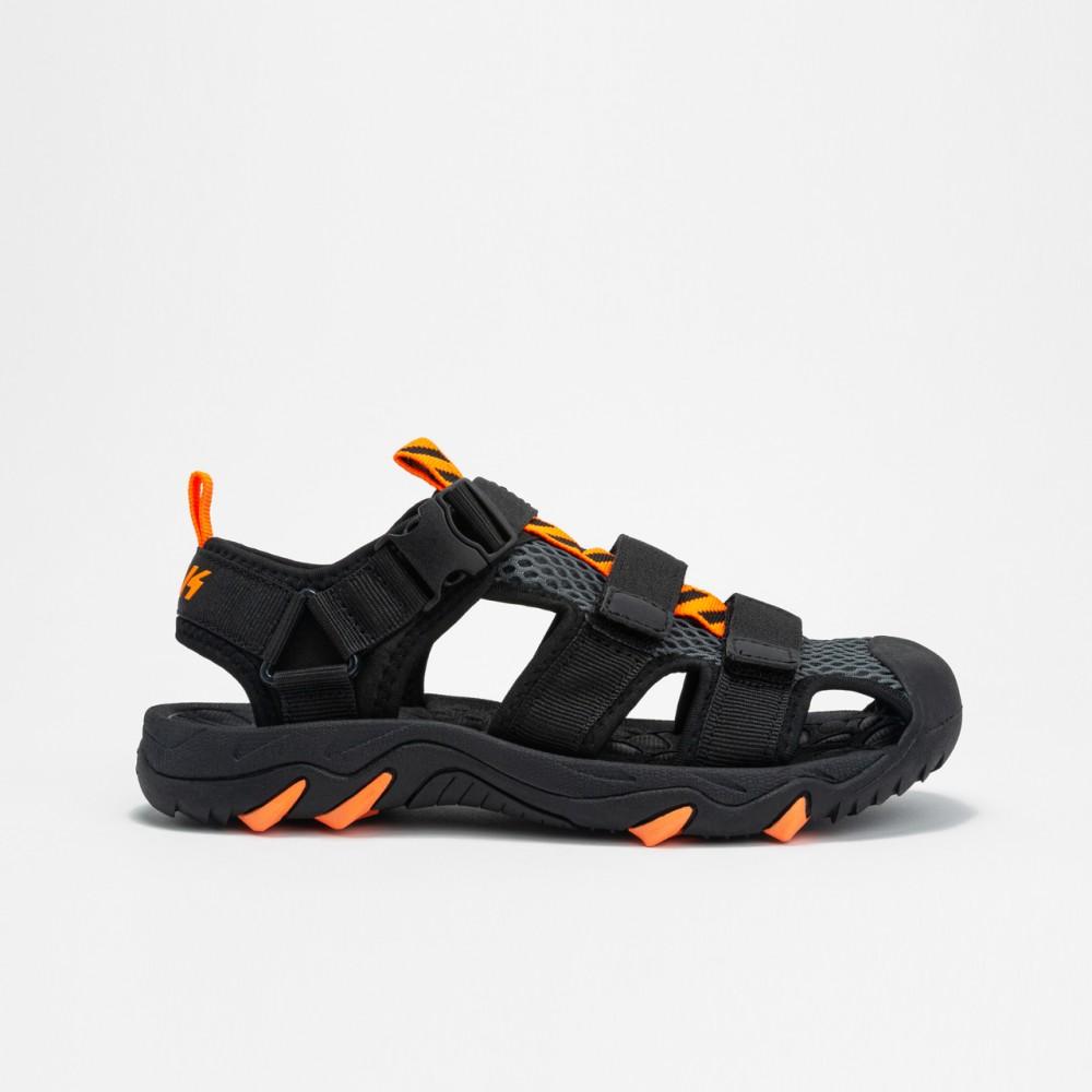 Lax iii Noir gris orange