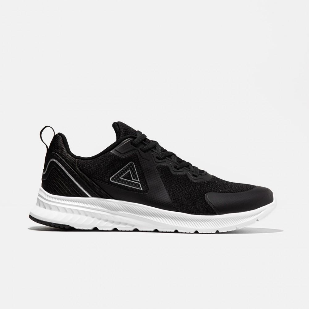 Chaussure p-run v Noir blanc