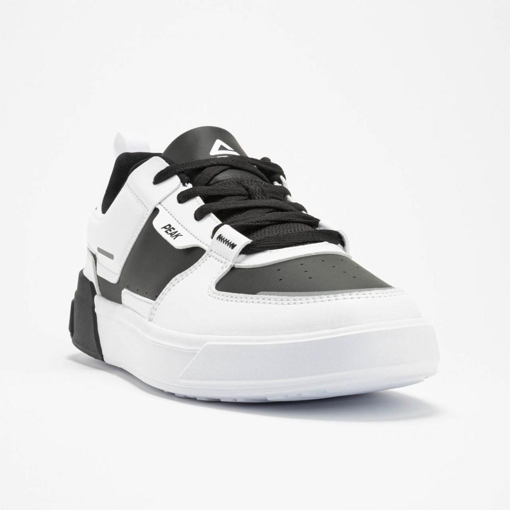 Chaussure homme tunisie p-classic blanc noir 2