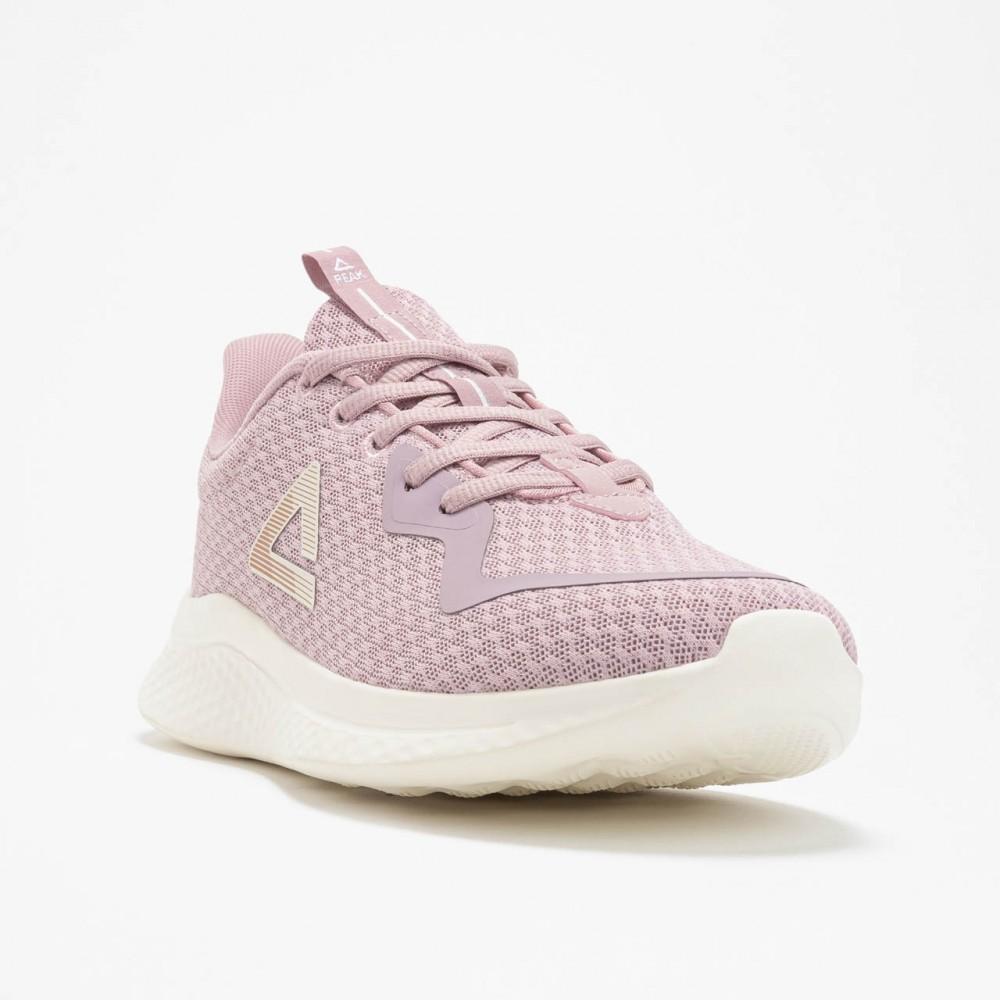 Chaussure de sport femme rose violet