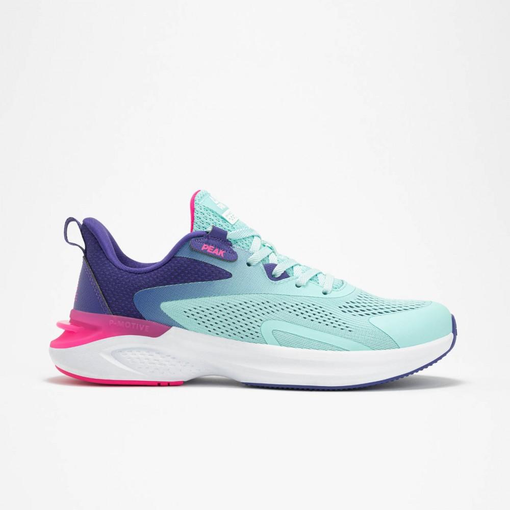 Chaussure de sport femme P-Motive run bleu ciel violet