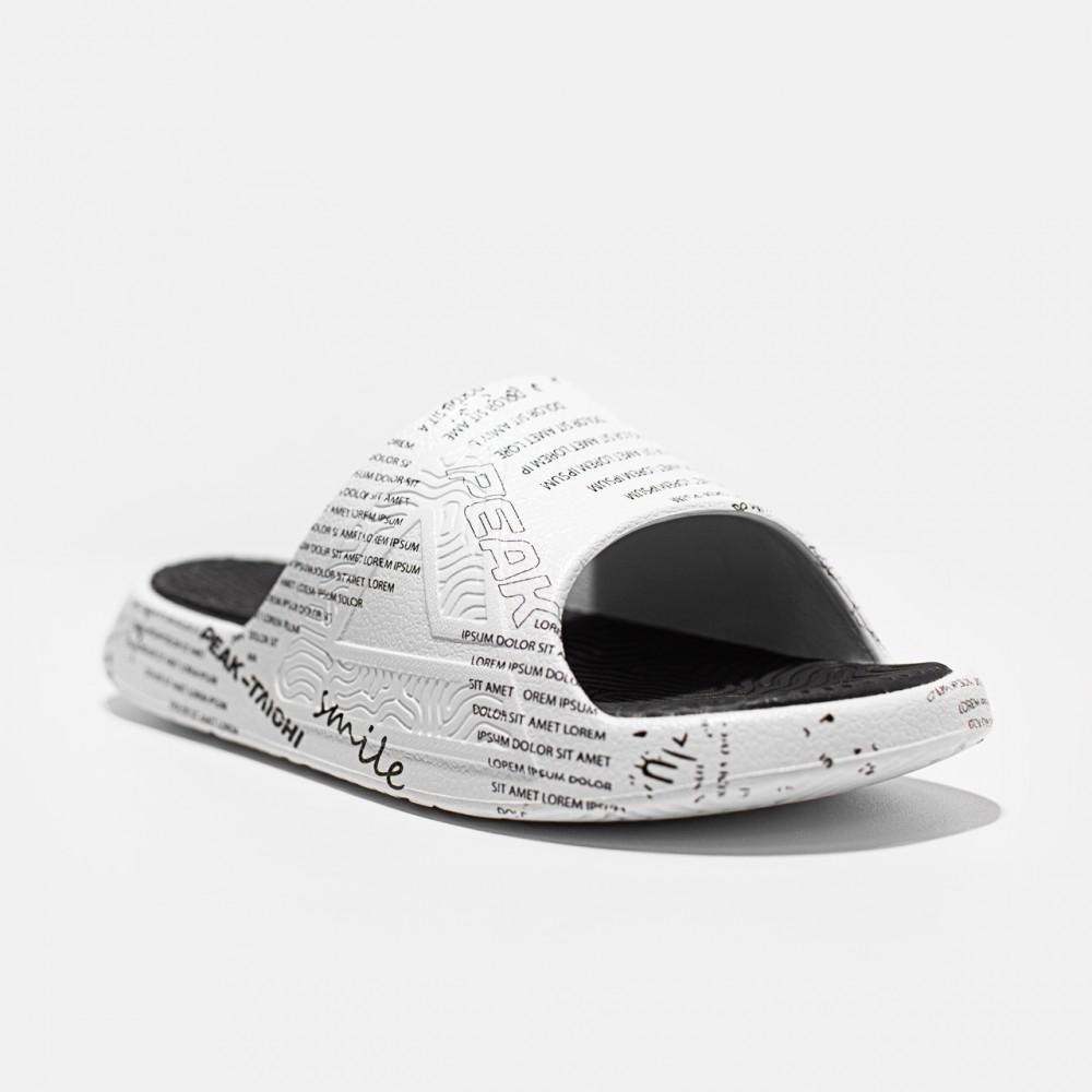 Taichi slipper ii Blanc noir