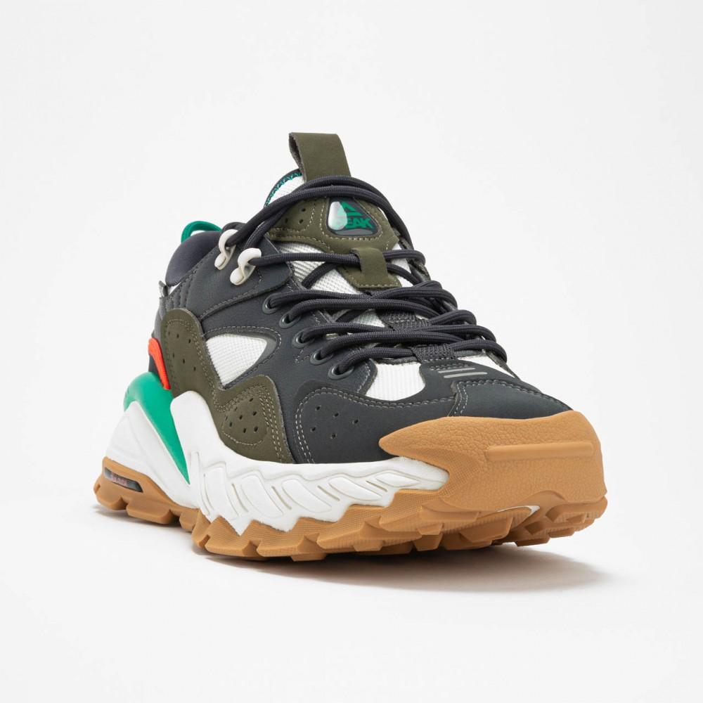 chaussure outdoor gear plus gris vert confortable et camping