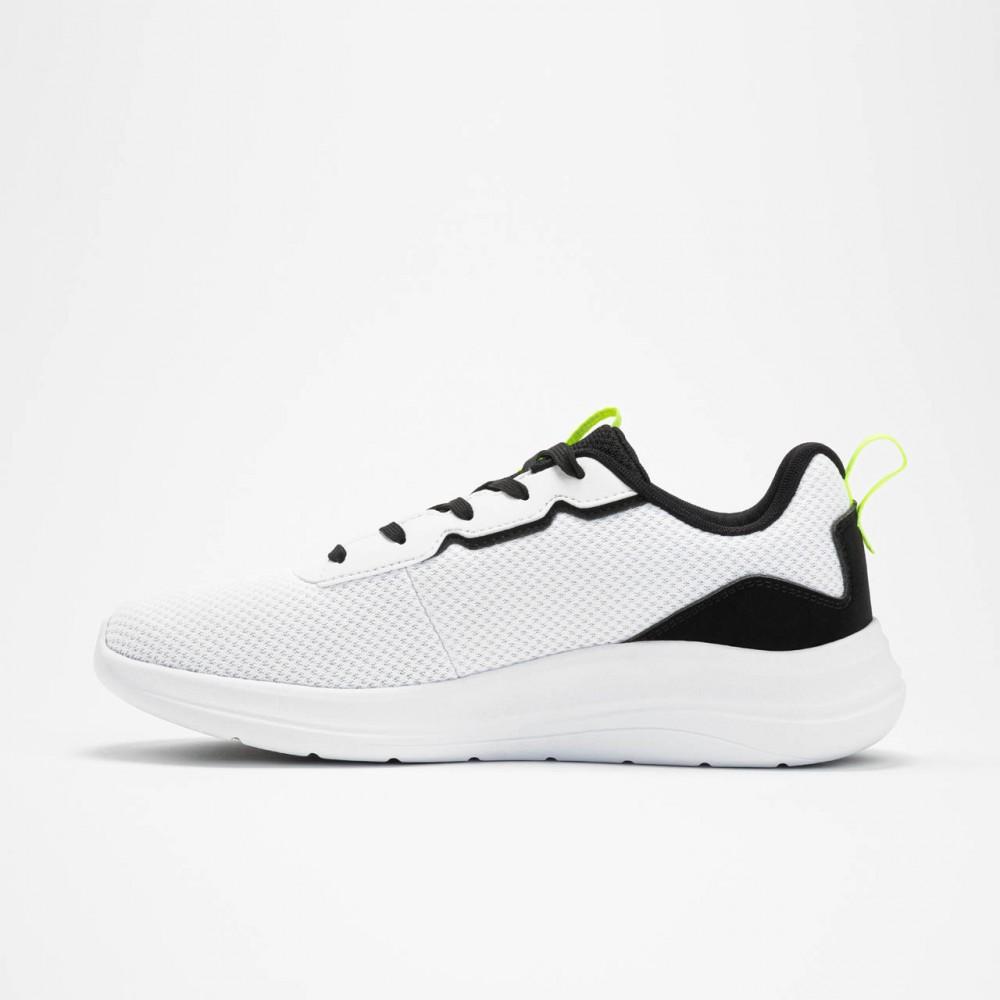Chaussure walking lifestyle pour homme tunisie blanc vert