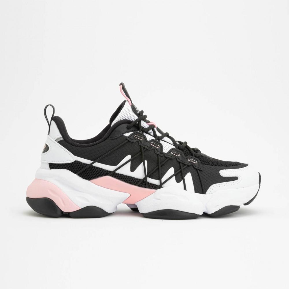 Chaussure gear Noir rose