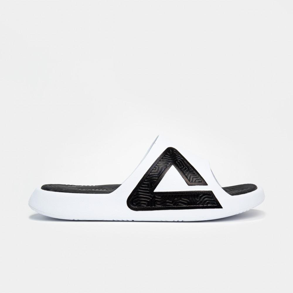 Taichi slipper Blanc noir