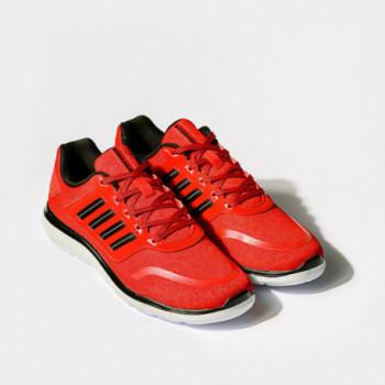 chaussure de sport avec le meilleur amorti et semelle a mémoire de forme et confortable