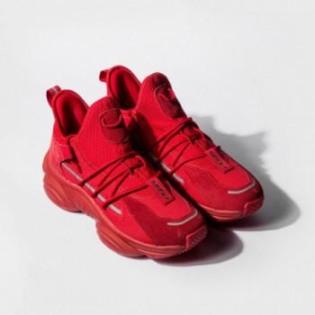 Chaussure de sport pour courir pour homme contraste de couleurs