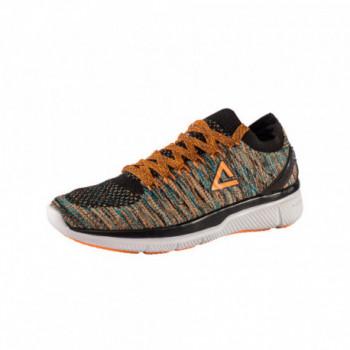 Chaussure p-cool Noir orange