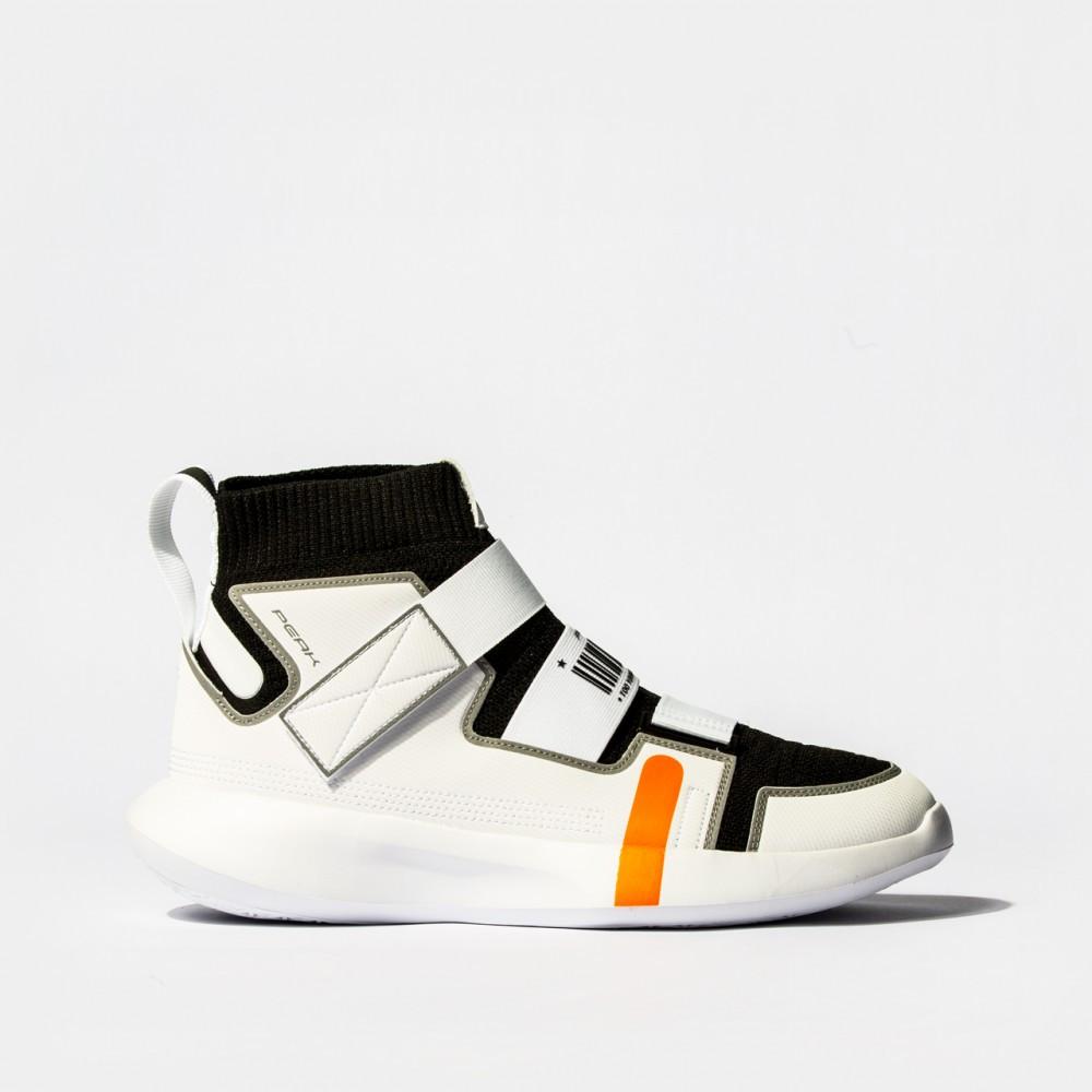 Chaussure scratch Blanc