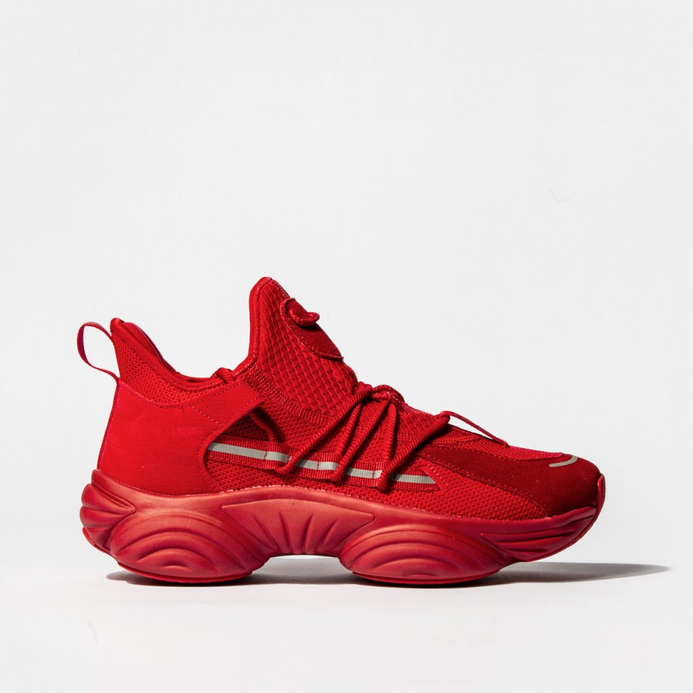 Chaussure p-game Rouge