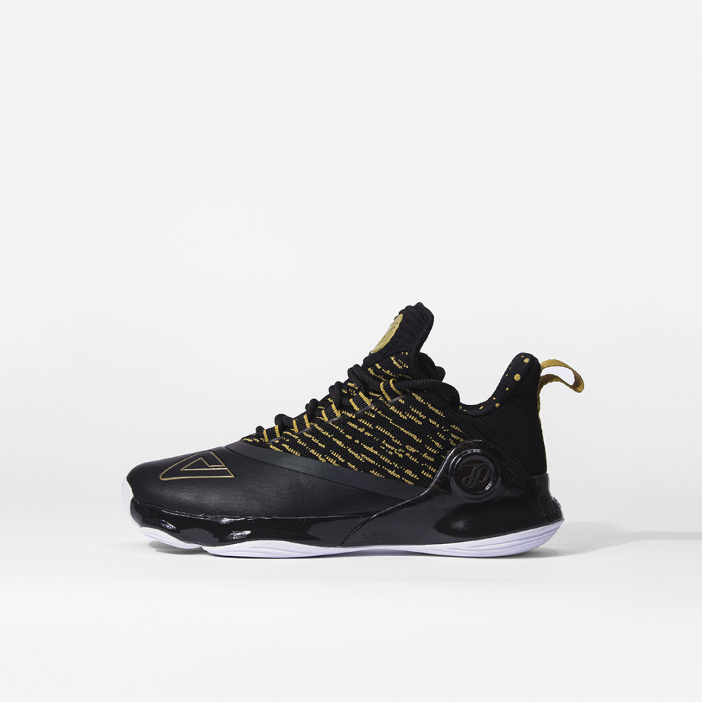 Chaussure tp vi Noir or