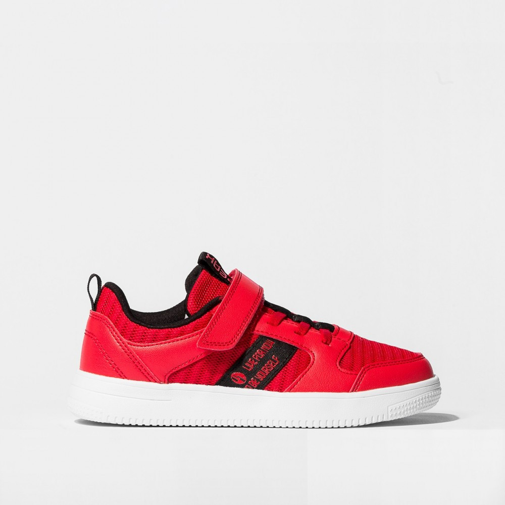 Chaussure scratch lfn Rouge