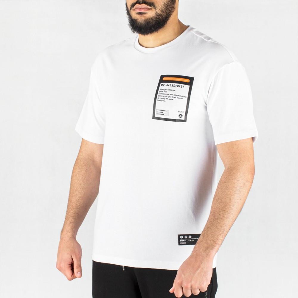 T-shirts tp Blanc