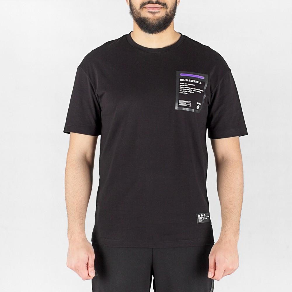 T-shirts tp Noir