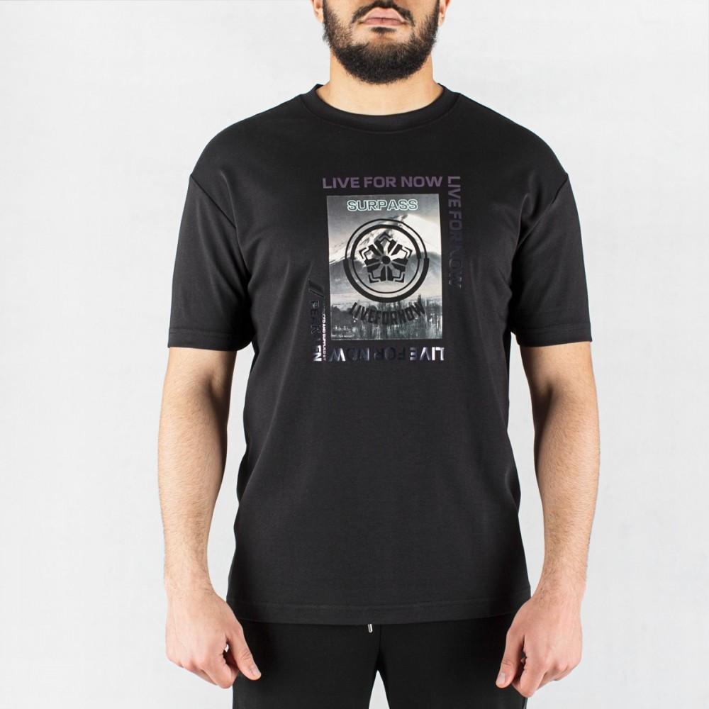T-shirts lfn Noir