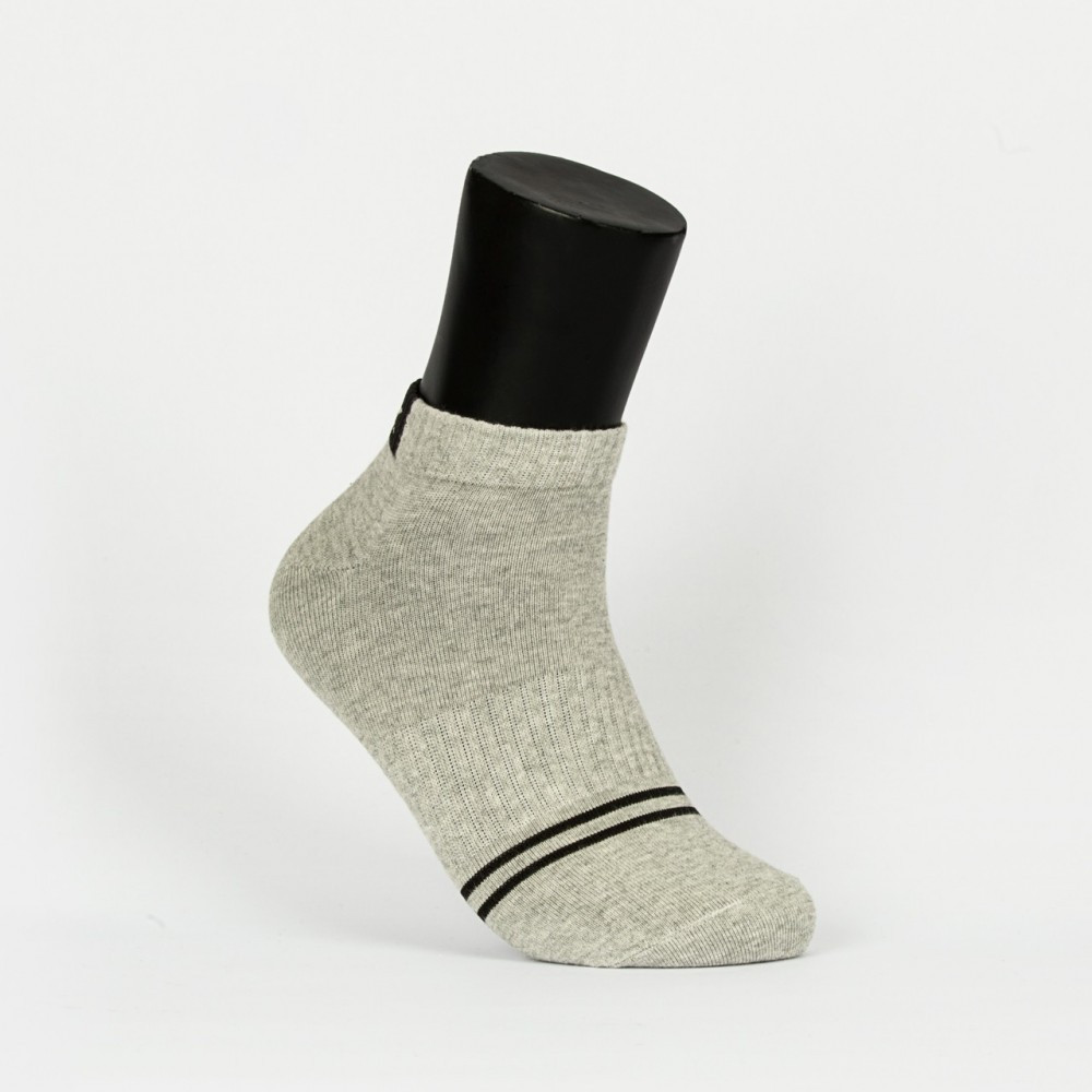 Low cut socks Gris