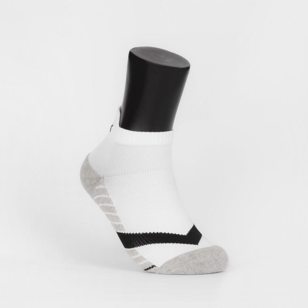 Running socks Blanc