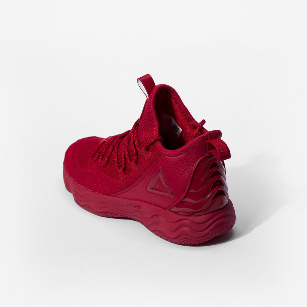 Chaussure dh iv Rouge